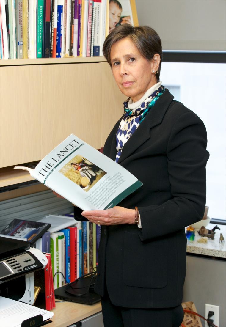 FOTO 2.Kathy Spahn. CEO de Helen Keller International©FBBVA