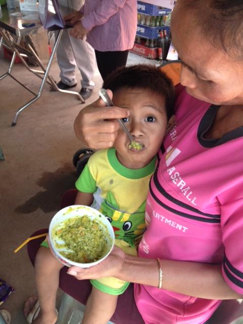 HKI- Cambodia-Child Nutrition