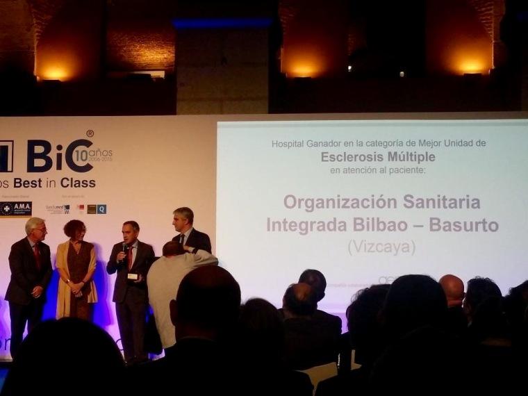 Premios Best in Class Saludentuvida.com