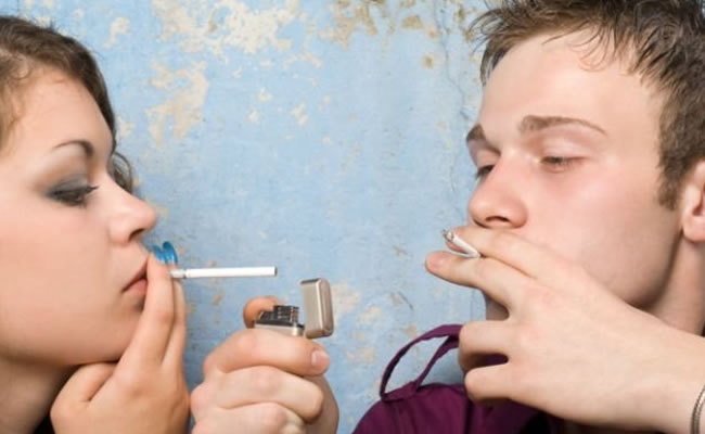 Colombia de fumar