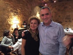 Dr. Alfredo Antigüedad y Carmen Sebastian enfermera Saludentuvida.com