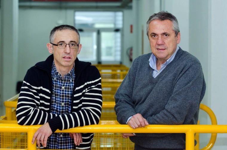 Mikel Lezaun y Carlos 03