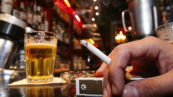 tabaco. Navidad