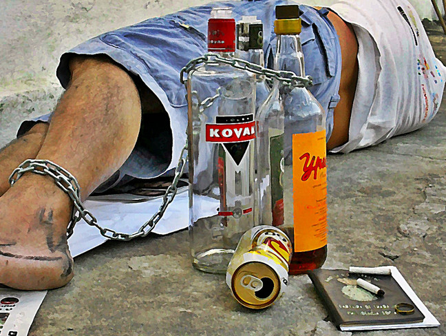 la-ansiedad-y-el-alcoholENCADENADA
