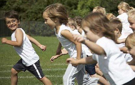 niños ejerciciocancer