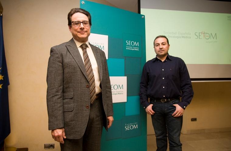 Dr. Miguel Martin y Pedro Bascuñas