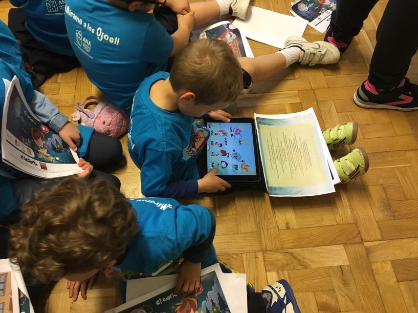 Cuento interactivo autismo_Cinfa y ANA