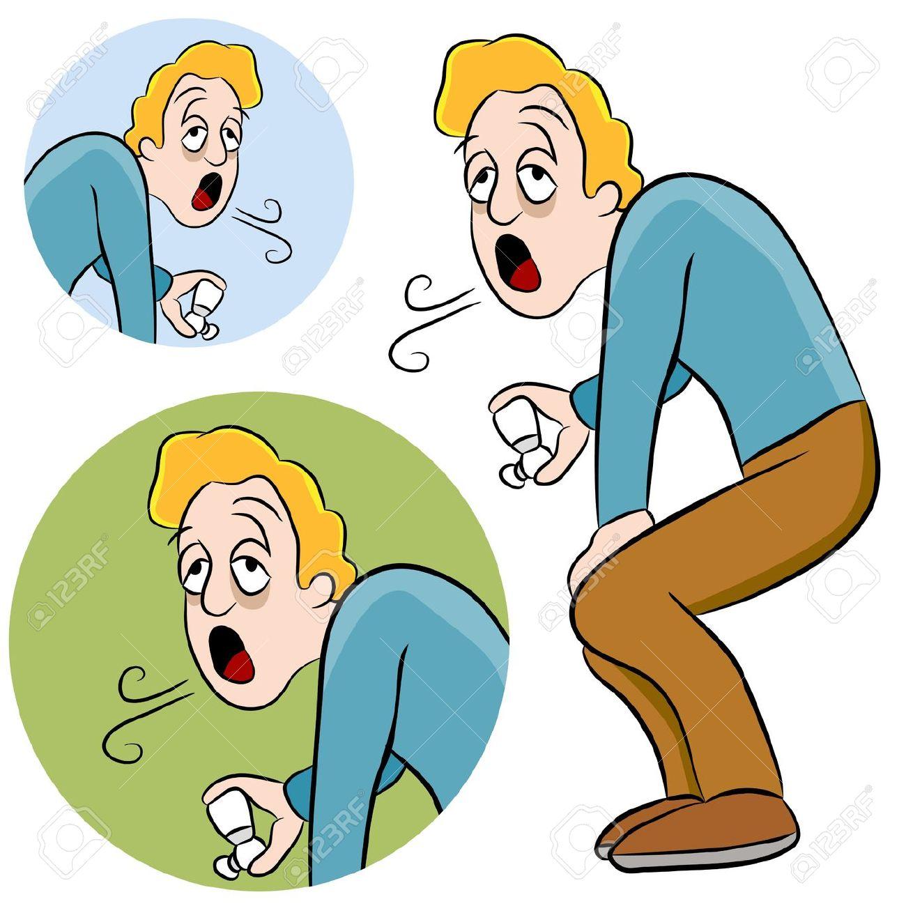 Resultado de imagen de asma dibujos