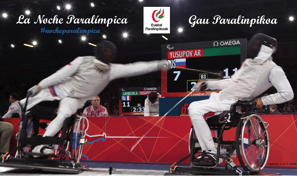 La Noche Paralimpica Saludentuvida.com