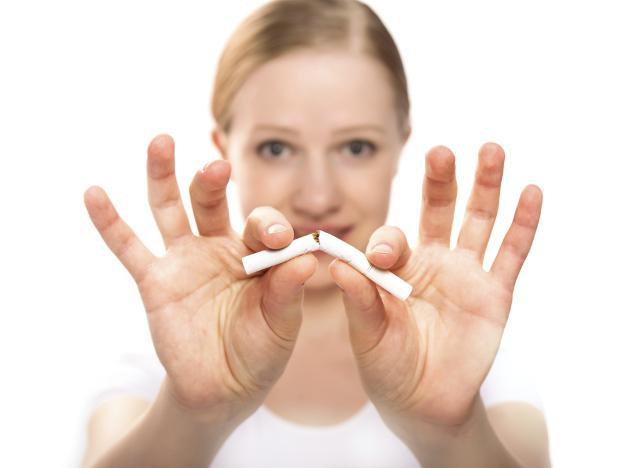 Tratamento de inclinação de nicotina Cazã