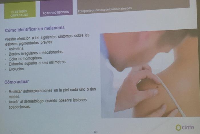 Como identificar el melanoma Saludentuvida.com