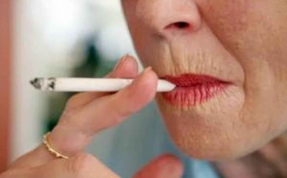 Tabaco y envejecimiento de la piel Saludentuvida.com