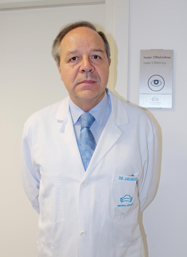 doctor ARAMENDIA