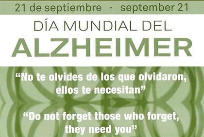 Día Mundial Alzheimer Saludentuvida.com