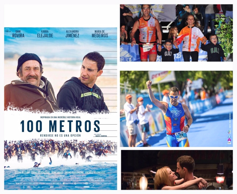 100 metros Esclerosis Múltiple Saludentuvida.com