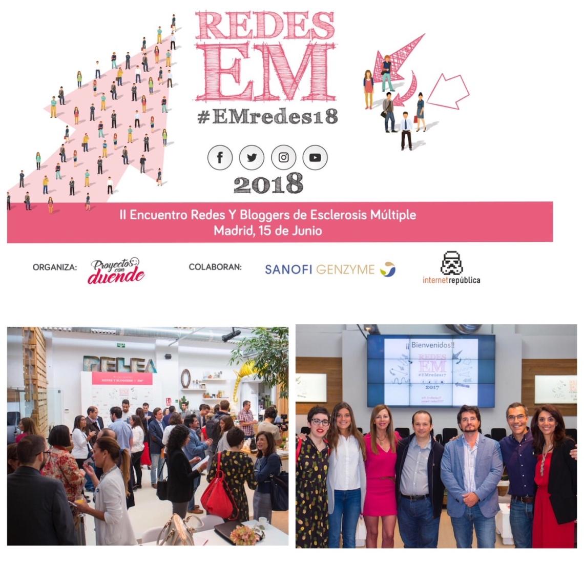 II Encuentro Redes EM #EMredes18